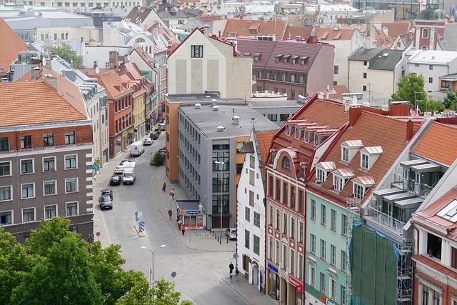 Buying Property in Riga
